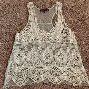 Almost Famous tank top